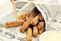 Fingerfood Süß und pikant