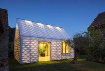 Поликарбонатный дом (Polycarbonate House) / Фасады-Крыши-Навесы-Дома