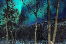 Nel bel mezzo dell'inverno ho infine imparato che vi era in me un'invincibile estate. / Norway, Greenland, Sweden, Finland