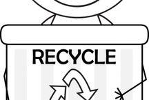 recyklujeme ochrana Zeme