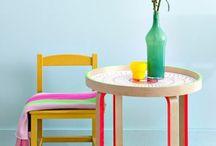 pintura de móveis