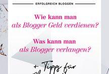 Erfolgreich Bloggen - Blogger Tipps