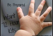 Emergency Preparedness / Disaster preparedness, 72-hour kits, and year supply / by Somewhat Simple {Stephanie Dulgarian}