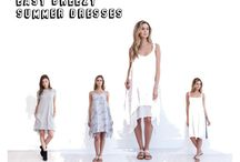 Easy Breezy Summer Dresses / Summer dresses from Marrakech Clothing - stay cool while looking hot.