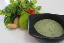 Dips, sauces and dressings