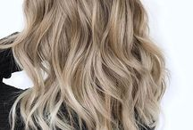 Hair Blonde Balayage