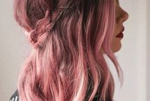 rOseGoLd haiR_