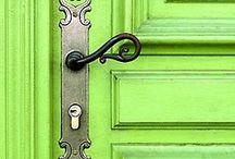 Зеленый #green