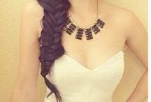 side braids for julia