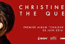 Christine and the Queens - 1er Album Chaleur Humaine Juin 2014