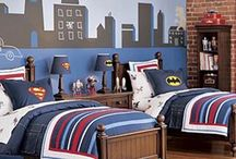 Kiddo bedroom