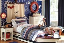 Bedroom Idea's for boys