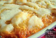 Gluten-Free Dishes / by Nikki Finnegan