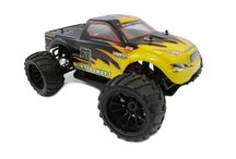 RC Nitro Monster Trucks