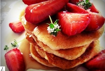 Grandmum's pancakes / Everyone loves pancakes made by their grandmums.