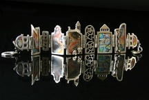 Jewelry ~ Artists & Artisans / Modern, Rustic, and some antique pieces. / by Pamela Jacobs