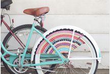 I want to ride my ... / bike