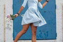 Anna Lewandowska style