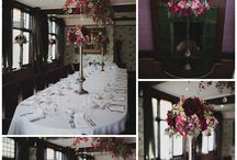Cheshire Wedding Venues / My favourite wedding venues in Cheshire.