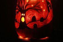 pumpkin carving / by Kellie Ponder