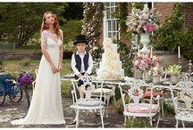 *Wonderful Wedding Dress Designers* / The most influential wedding dress designers of all time