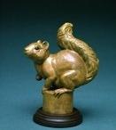 Melissa J. Cooper Bronze Sculpture / Limited Edition Bronze sculpture.