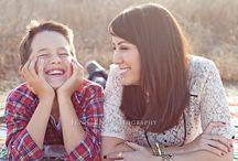 фото мама и сын