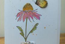 Flower Tim holtz