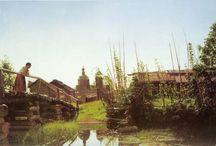 fishing painting_RUS_рыбалка в живописи_российские художники / картины о рыбалке, рыбалка, рыболовы, живопись