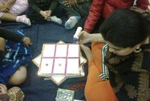 Tic Tac making session with 26 kids on new year's eve