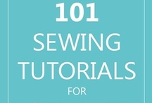 sewing techniques instructions / by marybeth booth