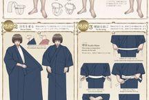 japanische  Kleidung