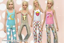 The Sims 4 downloads - Clothes for girls