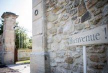 Hameau Provençal / Mise en place poétique d'un week-end de mariage estival