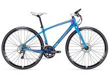 Women's Bikes / Road/Trail multipurpose bike