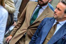 Gentlemen business wear
