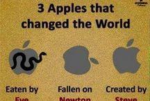3 Mele che hanno cambiato il mondo e... MelaZeta