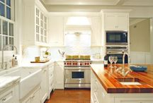 kitchens / by Alicia Cachat