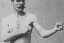 Bareknuckle Boxers / Male Bareknuckle Boxers in the Victorian and Edwardian era