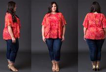 Mode für Mollige/Plus Size