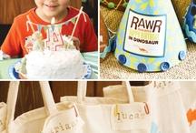 birthday party ideas / by Ellen Sinkey