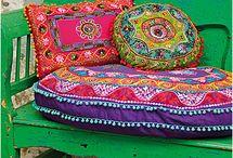 Beautiful embroidery / handwork