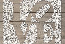 Ideas: String Art