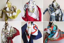 All About Style - scarves