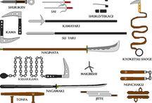 armas de povos antigos
