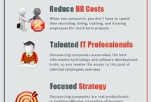 Outsourcing & Virtual assistant
