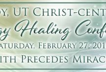 Christ-Centered Energy Healing Conference