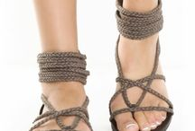 sandals / by THERESA COLLINS