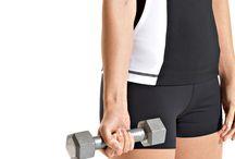 fitness / by Be An Adventurer Samantha Tuchfeld