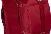 Backpacking med bae